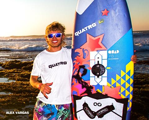 Alex Vargas on Quatro